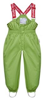 Reima Tuikku Pants ist die ideale Matschhose für die Kleinen.   foto (c) kinderoutdoor.de