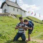Aletsch Arena: Appmarsch ohne Faltkarte