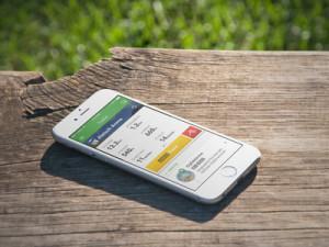 Auch am Aletsch Gletscher sagt das Handy wo es langgeht. Mit der Gratis App habt Ihr einen elektronischen Bergführer dabei. Foto (c) aletsch arena ag