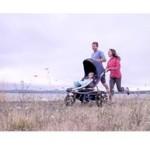 Joggen mit dem Kinderwagen: Expertentipps von Burley und The North Face