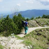 """Die Alpenvereinshütten eignen sich perfekt als """"Basislager"""" für weitere Touren.   foto (c) kinderoutdoor.de"""