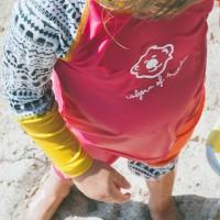 Isbjörn of Sweden schützt die Kinder mit der neuen Sommerkollektion vor den UV Strahlen.   Foto (c) isbjörn of sweden