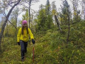 Immer für ein Abenteuer gut. Mit Isbjörn of Sweden sind die kleinen Outdoorer gut unterwegs. foto (c) isbjörn of sweden