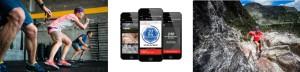 The North Face bietet eine kostenlose App an um die Eltern wieder fitter zu machen.  foto (c) the north face