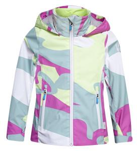 Reima Kinderbekleidung bringt Style und Funktion zusammen. So auch bei der Übergangsjacke Cress.  Foto (c) reima