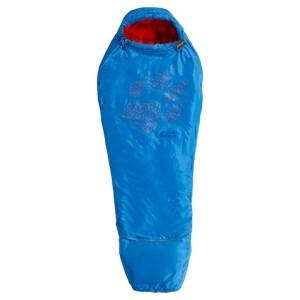 Der Kinderschlafsack Gruw Up Kids ist mit Microguard wattiert. Foto (c) kinderoutdoor.de