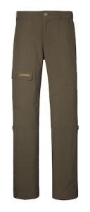 Die Schöffel Outdoor Pants Boys haben einen UV Filter.  Foto (c) Schöffel