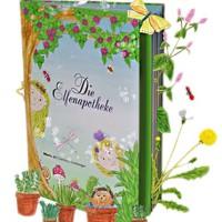 Die Elfenapotheke: Ein kurzweiliges Familienbuch zum Thema Kräuter und Natur. Liebevoll illustriert und mit vielen tollen Ideen.   foto (c) www.fideldidu-verlag.de/