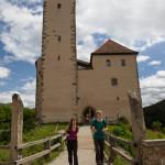 Jugendherberge in der Burg: Edle Fräulein und tapfere Ritter