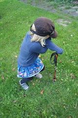 Schnitzeljagd Aufgaben, mit denen Ihr den Rüssel vorne habt: Das Mammut Rennen! Foto (c) kinderoutdoor.de