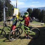 Downhillstrecke für Kinder in Innsbruck eröffnet