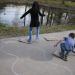 Schnitzeljagd Aufgaben für den Kindergeburtstag: Die Schatzinsel