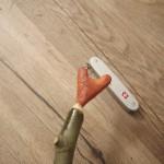 Schnitzen lernen: Einen Rankstab verzieren