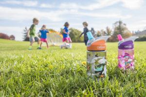 CambelBak edy ist die Wasserflasche für heiße Tage.  foto (c) camelbak
