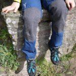 Kinder-Outdoorhose elkline Franzhose im Test: Hart genug für den Thüringer Wald?