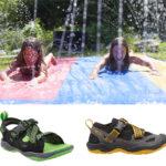 Keen Kinderschuhe Komodo Dragon und Rock Iguana für mehr Spaß im Sommer