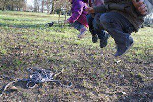 Schnitzeljagd im Urwald: Wen erwischt die Anaconda? Foto (c) kinderoutdoor.de