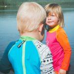 Isbjörn of Sweden Swimwear: Gut geschützt im Wasser
