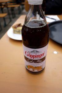 Cola-Mix von Göppinger. Da ist noch Luft nach oben.  foto (c) kinderoutdoor.de
