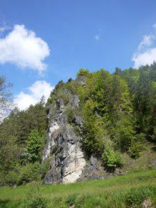 Campen mit Kindern: Die fränkische Schweiz ist ein Paradies für Outdoor Familien. foto(c) kinderoutdoor.de