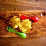 Outdoor-Rezepte: Kartoffelpuffer/Reiberdatschi vom Lagerfeuer oder Gaskocher