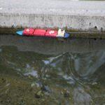 Kinder schnitzen ein Containerschiff: Wir haben die Schnitzanleitung dazu