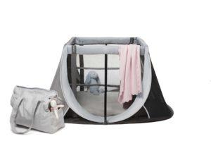 Aeromoov Reisebett für Babys; Ein fünf Sterne Bett für die ganz Kleinen. foto (c) Aeromoov