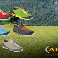 Aku Bellamont sind luftig leichte Travelschuhe, die nach ökologischen Gesichtspunkten in Europa gefertigt sind.   foto (c) aku.it
