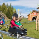 Urlaub am Katschberg: Bergbau-Pfad und Rodelbahn für Kinder