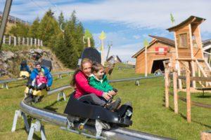 Urlaub am Katschberg: Katschis Goldfahrt ist ein Muss für die Kinder.  Foto (c) tourismusregion katschberg