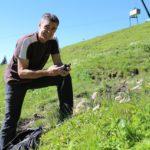 Kräuterwanderung in Lenggries: Mit dem GPS auf Kräuterjagd