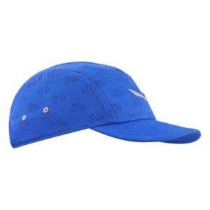 Eine Sommermütze für Kinder die richtig lässig ist, kommt von Salewa. Die Fannes Cap für Outdoor KInder. foto (c) salewa