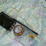 Karte und Kompass: Orientieren ist kinderleicht