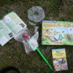 Kosmos Experimentierkasten Krabbeltier-Safarie im Kinderoutdoor Test