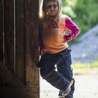 Aclima Unterwäsche für Kinder ist nach Öko Tex 100 zertifiziert und sieht verdammt gut aus.  foto (c) aclima