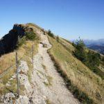 Wandern mit Kindern und Hüttenübernachten:  Vom Hochgrat zum Grasgehren