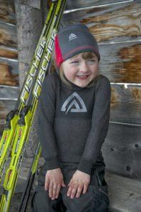 Aclima Unterwäsche für aktive Outdoor Kids: Da haben die Kleinen gut lachen und frieren nicht.  foto (c) kinderoutdoor.de