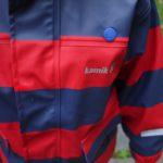 Kamik Regenjacke Stripe im Test: Nasser Herbst, na und!