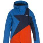Zimtstern Kinder Skijacke: Ein cooler Stern geht über der Piste auf