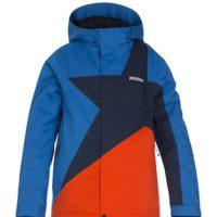 Die Zimtstern Kinder Skijacke Young Boys' Snow Jacket Cazpar überzeugt mit ihrem lässigen Design.   foto (c) zimtstern