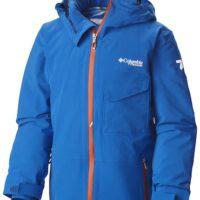Kinder Outdoorbekleidung von Columbia steht für ein gutes Preis-Leistungs-Verhältnis. Das EmPowder Jacket steht für Hightech und Spaß am Wintersport.   foto (c) kinderoutdoor.de