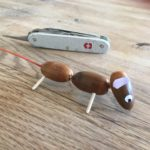 Basteln mit Eicheln: Ein lustiger Dackel