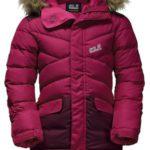 Jack Wolfskin Kinderjacke für den Winter: Wetterschutz und Wärmekomfort