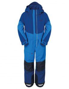 Winteroverall aus bluesign zertifizierten Material: Der Vaude Kids Suricate Overall II. foto (c) Vaude