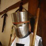 Schatzsuche Ritter Lancelot ist am Kindergeburtstag unterwegs