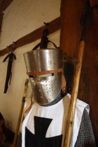 Schatzsuche Ritter Lancelot: Finden die Kleinen am Kindergeburtstag seine Kiste? Foto (c) kinderoutdoor.de