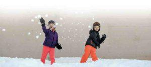 Kinder Skibekleidung von Maier Sports wächst mit dem mGROW System.  foto (c) maier sports