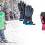 Hestra Handschuhe für Kinder: Den Gauntlet Czone Jr gibt es in drei Varianten