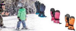 Hestra Handschuhe für Kinder und der Winter kann kommen! Die Gauntlet Czone Jr überzeugen mit ihren cleveren Details.  foto (c) hestra