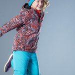 Chiemsee Skijacke und Schneehose für Kinder: Schnee sicher!